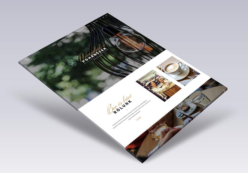 Pohárszék website