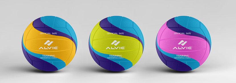 ALVIC Waterpolo ball